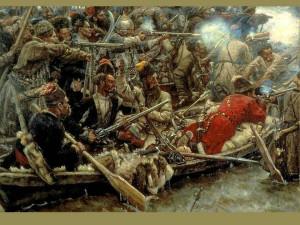 Чем современна картина Сурикова «Покорение Сибири Ермаком». Из цикла «Урал – картина маслом»