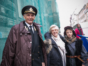 Под обоями старой ленинградской квартиры нашлась записка из блокадного времени