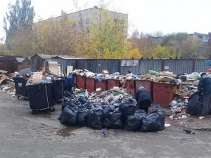 О годовщине мусорного коллапса в Челябинске напомнил снимок