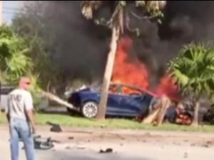 «Ловушкой смерти» назвали адвокаты автомобиль Tesla