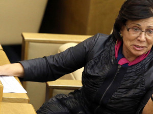 Она голосовала за повышение пенсионного возраста. Депутат и бывшая фигуристка Ирина Роднина