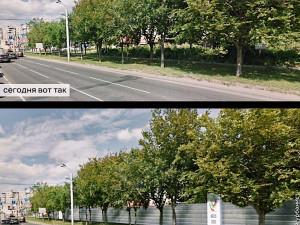 Заборы-шумоизоляторы пока устанавливать не будут, решила администрация Челябинска