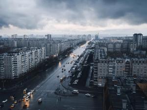 Погода в Челябинске: плюс 8°С с дождем