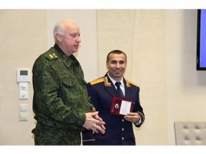 Путин уволил скандально известного генерала Ибиева