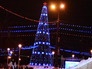 К Новому году Челябинск станет красивее на 100 миллионов рублей