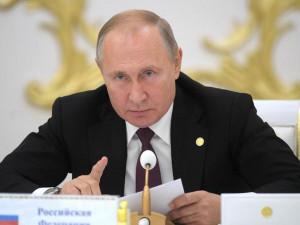 Путин поручил сберечь русский язык от маргиналов и агрессивных националистов
