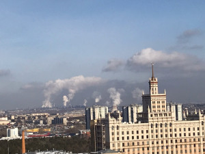 Режим «черного неба» снова пришел в Челябинск