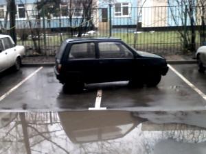 Что раздражает российских водителей