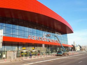 Новый терминал в аэропорту Челябинска вот-вот откроют. Что там увидим?