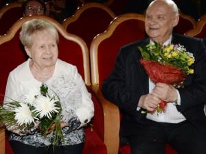 Александра Пахмутова отмечает 90-летний юбилей: ее песни поет вся страна