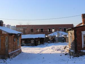 Старый Челябинск: «Закрытые ставни и горы мусора во дворах». Длина улицы Тупик всего 53 метра