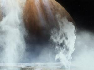 NASA подтвердило важную находку на  Европе, спутнике Юпитера (видео)