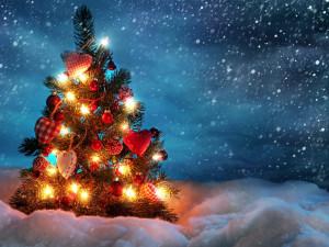 Потеплеет в новогоднюю ночь на Южном Урале