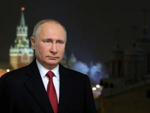 Не надо обращения! Путина просят уйти хотя бы на одну новогоднюю ночь