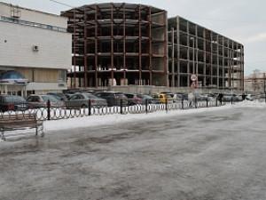 Бесплатный каток откроют в центре Челябинска