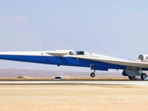 NASA возрождает сверхзвуковой авиатранспорт