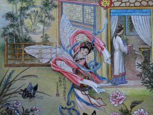 Китайцы смогут сделать немало удивительных открытий о Поднебесной в работах челябинского художника