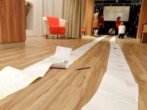 100-метровое письмо Деду Морозу отправили из Челябинска
