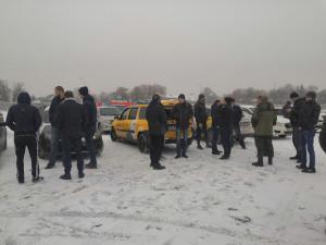 Трехдневная забастовка таксистов Челябинска и Екатеринбурга: как это будет