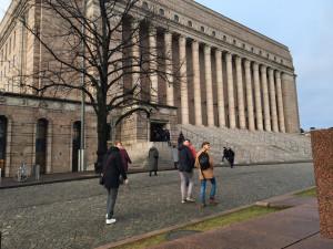 Только 15 российских журналистов посетили семинар Евросоюза в Хельсинки