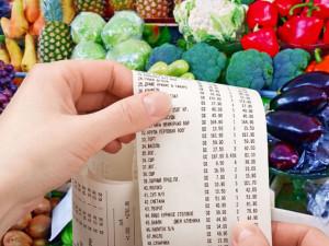 Треть семейного дохода россиян уходит на продукты питания