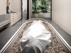 Центр переработки человеческих тел в компост спроектировали в Сиэтле