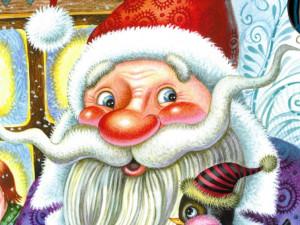 Уральские Деды Морозы в стихах Нины Пикулевой получились «теплые и родные»