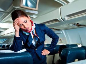 Тайные страхи стюардесс оказались оправданными