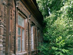 В Челябинске снесли флигель, построенный в начале XIX века