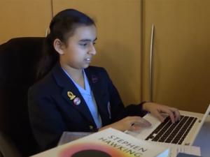 10-летняя девочка опередила в тесте IQ самого Эйнштейна