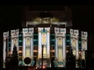 Световое шоу в Челябинске будет ежедневным до 29 декабря