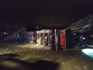 Обрушился автомобильный мост в Оренбурге