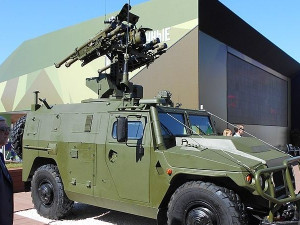 Мобильный комплекс ПВО «Гибка-С» прошел испытания в России