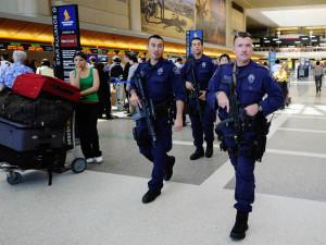 Аэропорты и атомные станции США принимают меры предосторожности
