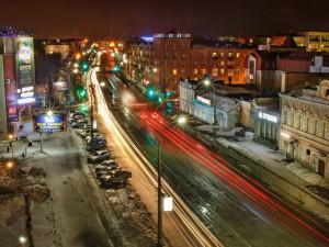 На 50 улицах Челябинска установят светодиодные фонари