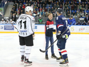 Нападающий «Трактора» Лукаш Седлак вошел в десятку лучших снайперов КХЛ