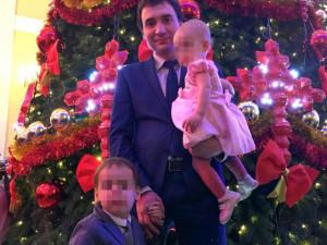 О пропаже детей заявила экс-супруга уполномоченного по правам человека Антона Шарпилова