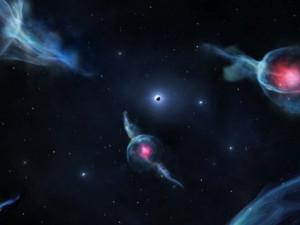 Нечто очень странное есть в самом центре галактики