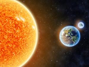 5 января Земля максимально приблизится к Солнцу