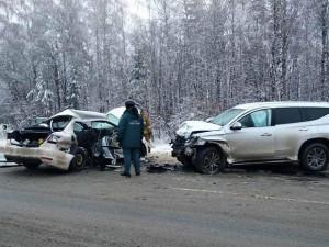 Трое погибли в ДТП на трассе М-5