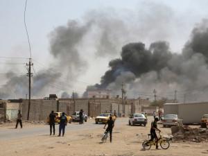 Новое нападение на посольство США в Багдаде. Погиб американский военный