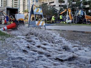 800 миллионов литров канализационных стоков вылилось на город