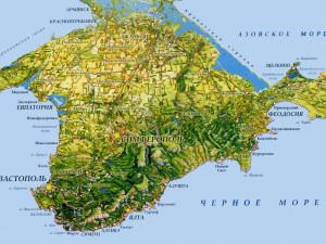 Украина перепишет население Крыма с помощью спутника