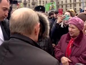 Путин ответил, как жить на 10 800 рублей