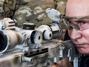 Путин: оружие будущего уже поставляется на вооружение России