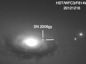 Необъяснимый космический взрыв: мнение ученых