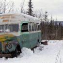 Автобус в глуши Аляски стал источником нескольких смертей и многочисленных спасений