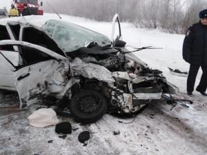Водитель и пассажир «Лада Гранты» погибли в ДТП