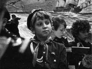 «Мечты о море» - снимок с неразгаданным героем был сделан в отряде «Каравелла»