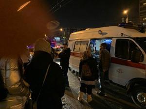 Трех мальчиков сбила машина в Челябинске